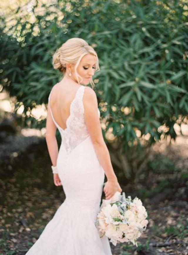 10 gorgeous wedding dress back details 2371915 weddbook for Wedding dress with back detail