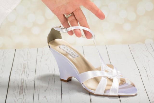 "2 1/2"" Wedge - Medium Heel Shoe - Wedge Shoe"