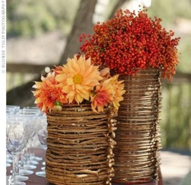 Wedding theme bella weddings fall wedding ideas 2372929 weddbook junglespirit Images