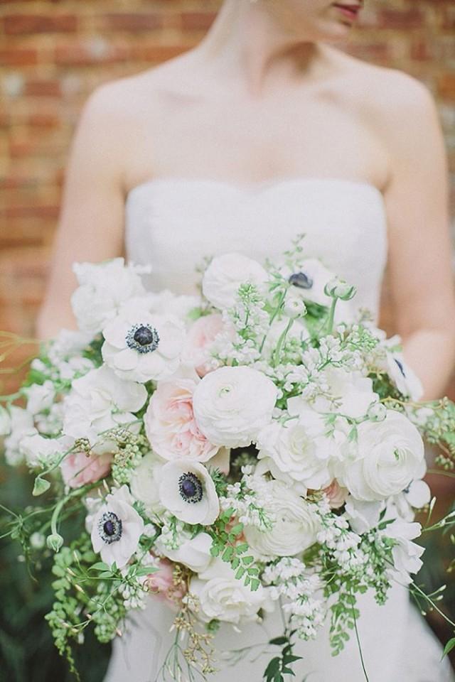 Bouquet Flower Romantic New Orleans Wedding 2373821 Weddbook