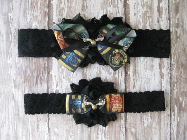 Unterwäsche - Harry Potter Golden Snitch Garter Set #2375860 ...
