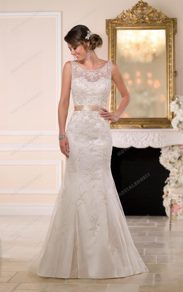 Stella york romantic wedding dresses style 6055 2376726 for Trisha yearwood wedding dress