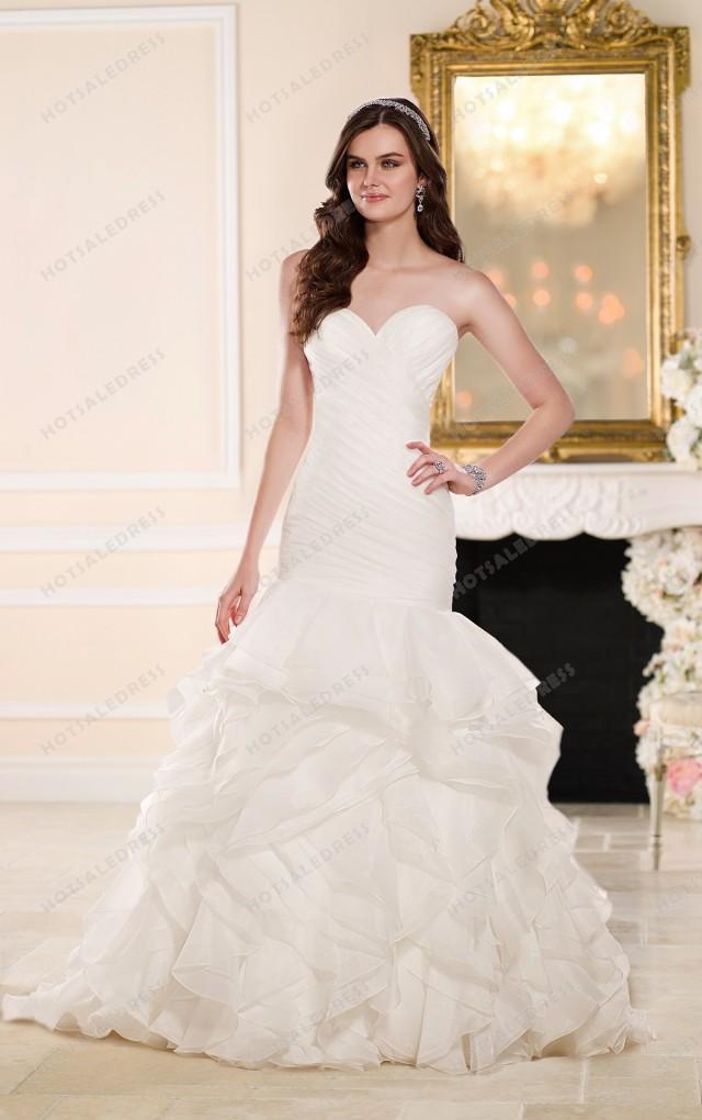 wedding photo - Stella York Whimsical Wedding Dresses Style 6090
