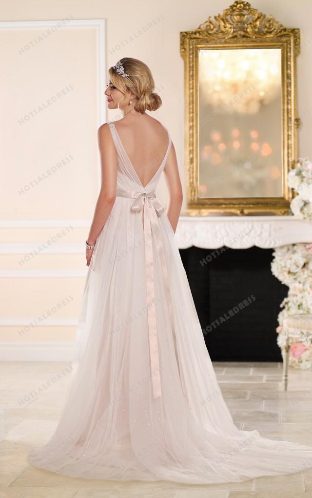 wedding photo - Stella York Vintage Style Wedding Dresses Style 6091