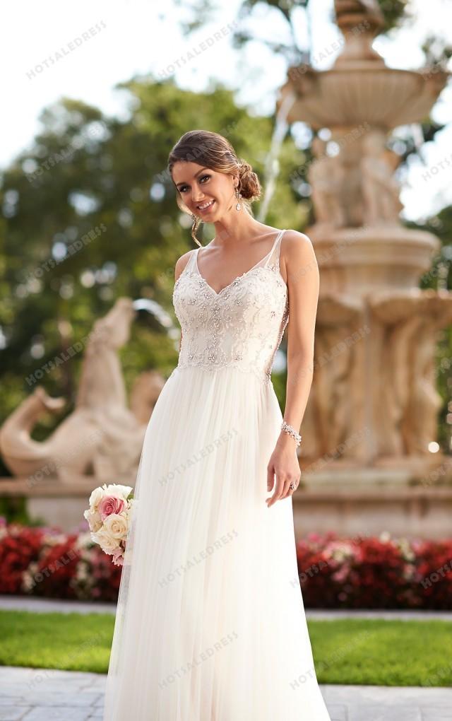 wedding photo - Stella York Tulle Wedding Dress Style 6030
