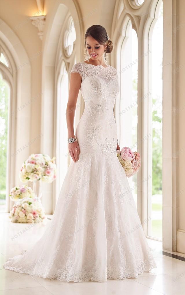 wedding photo - Stella York Designer Spless Weding Dresses Style 6027