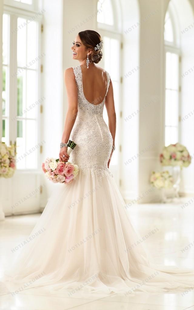 wedding photo - Stella York Lace Wedding Dress Style 6017