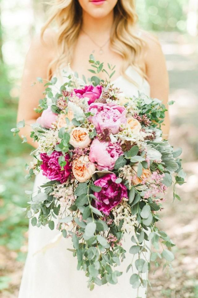Bouquet Flower Style Me Pretty The Vault 2377658 Weddbook