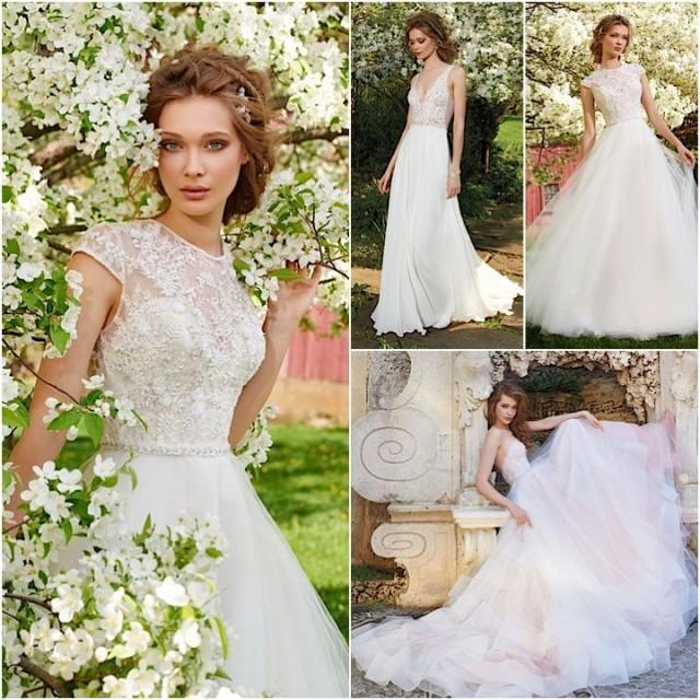 Tara Keely Wedding Gowns: Elegant Tara Keely 2015 Wedding Dresses