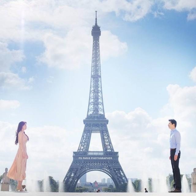 wedding photo - Paris photographer