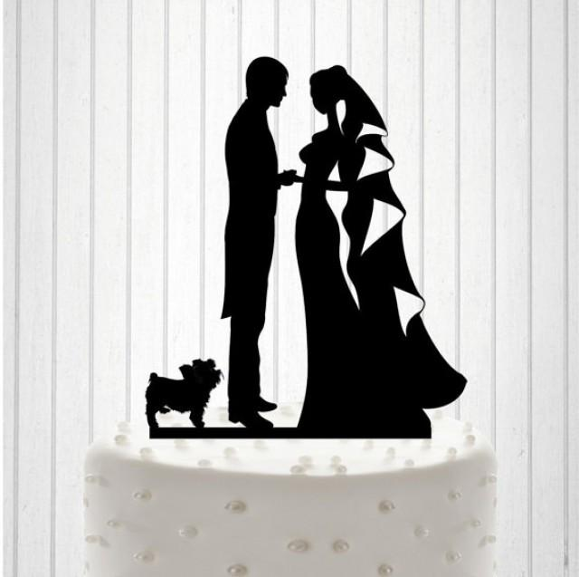 wedding photo - Wedding cake topper, Mr&Mrs Wedding Cake Topper, Bride and Groom Cake Decor, Custom Wedding Cake, Acrylic cake Topper