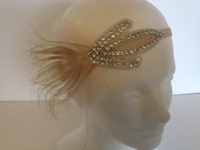 how to make gatsby headpiece