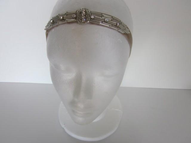 great gatsby dress flapper headband flapper dress. Black Bedroom Furniture Sets. Home Design Ideas