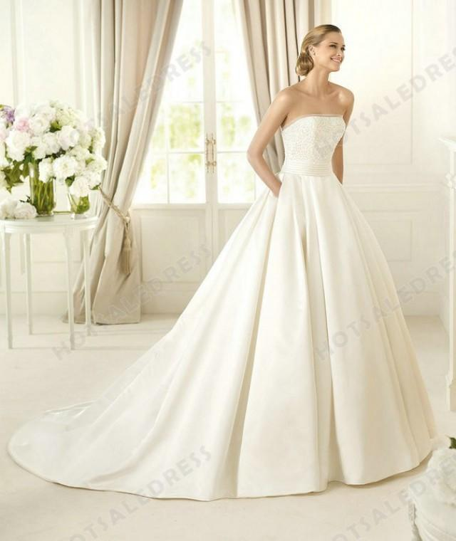 wedding photo - Wedding Dress - Style Pronovias Dalamo