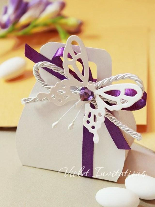 butterfly theme christening or baby shower girl favors 2394816