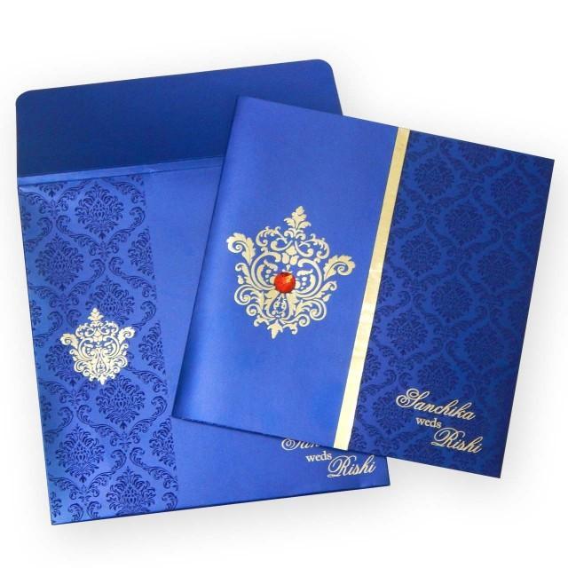 Indian Wedding Card 2395499