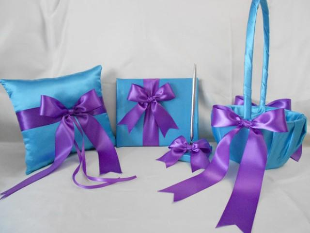 Purple And Turquoise Wedding Reception Image collections - Wedding ...