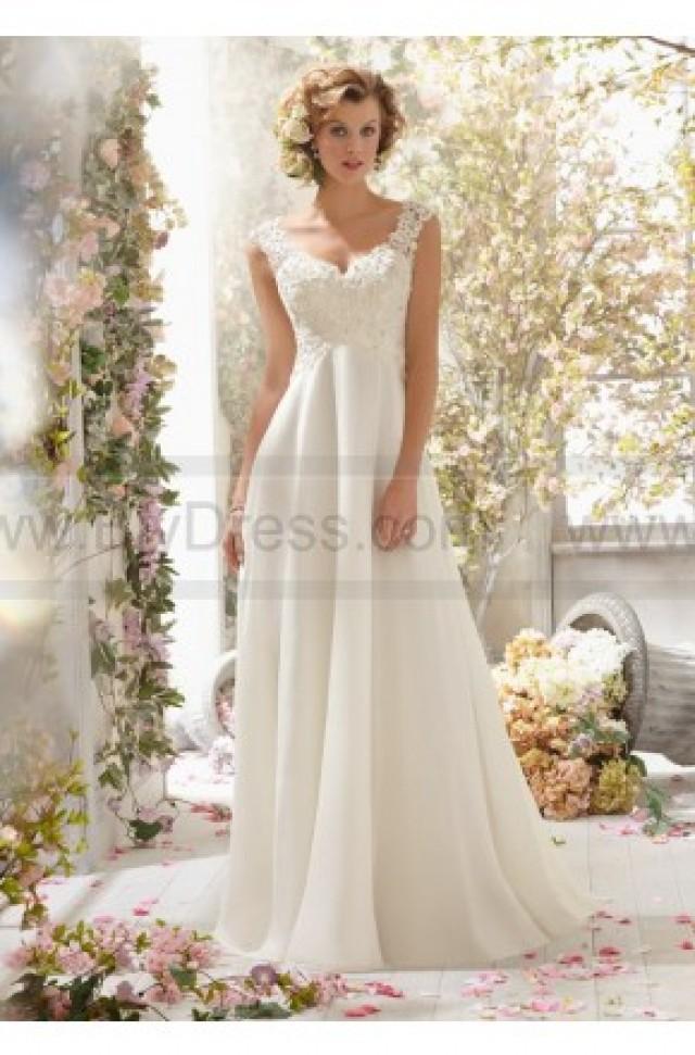 wedding photo - Mori Lee Wedding Dress 6778