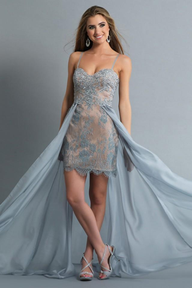 wedding photo - prom dress