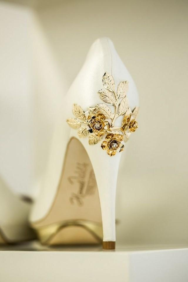 wedding photo - Perfect Wedding Shoes