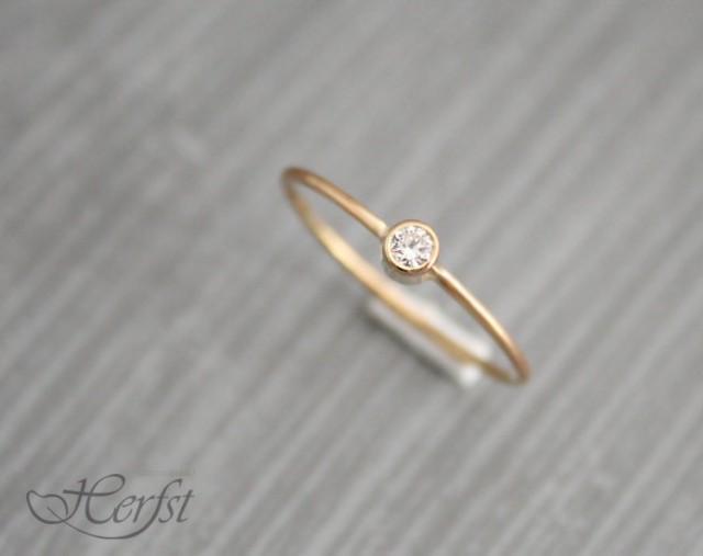 14k diamond solid gold ring engagement ring wedding ring diamond ring handmade 2405609. Black Bedroom Furniture Sets. Home Design Ideas