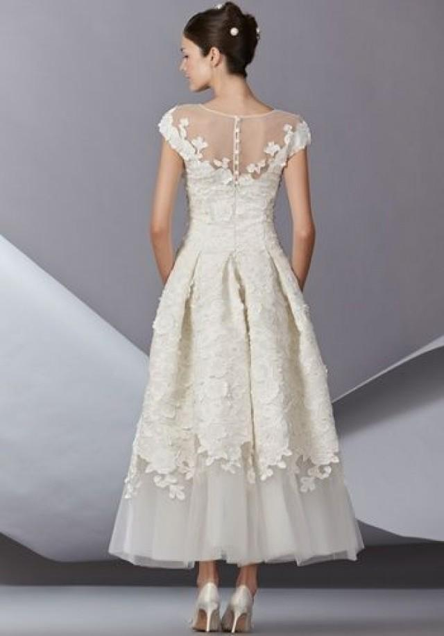 carolina herrera wedding dresses the knot 2408197 ForWedding Dresses The Knot