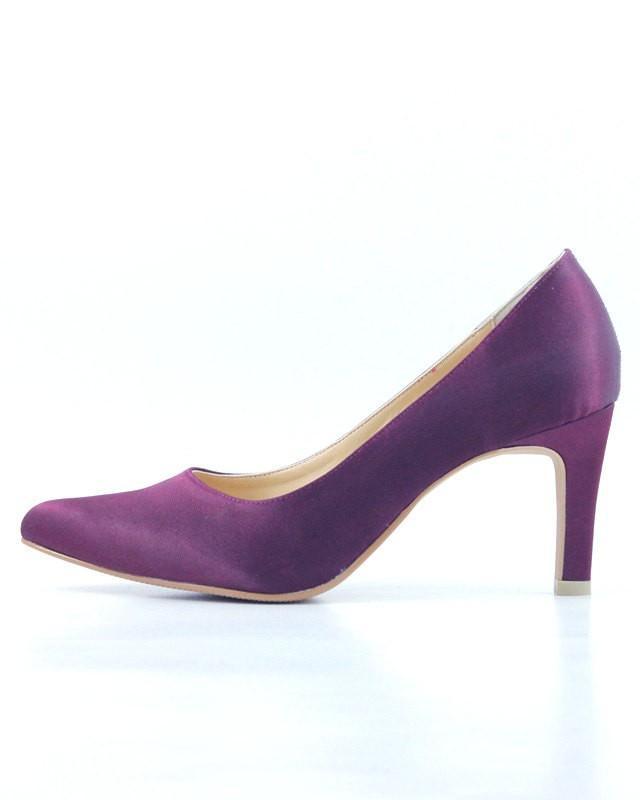 Purple Wedding Shoes, Plum Wedding Shoes, Eggplant Wedding Shoes ...