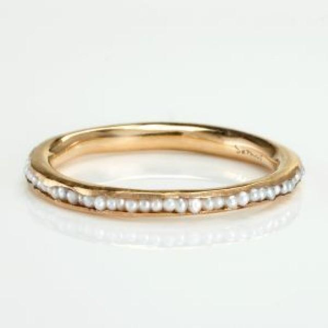 jewelry eccentric wedding band weddingbee 2414498
