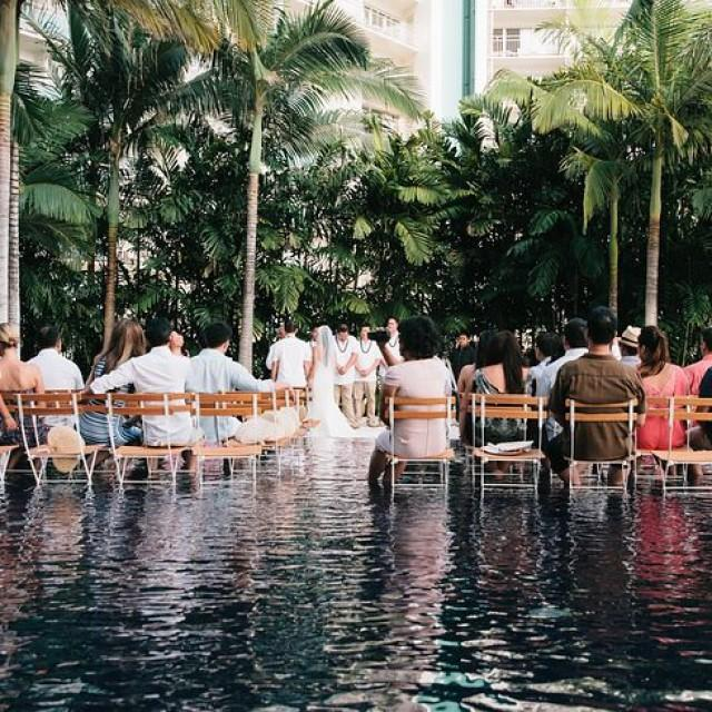 25 impossibly beautiful wedding locations in hawaii for Beautiful places for weddings