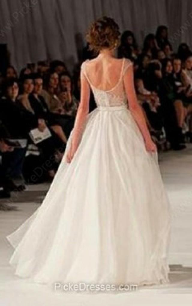 wedding photo - Long Prom Dresses Canada