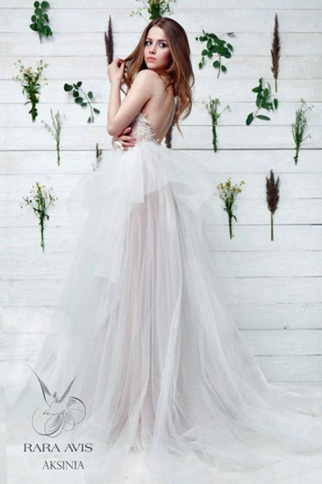 unique wedding dress aksinia bohemian wedding dress