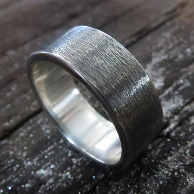 Handmade Graduation Ring For Man