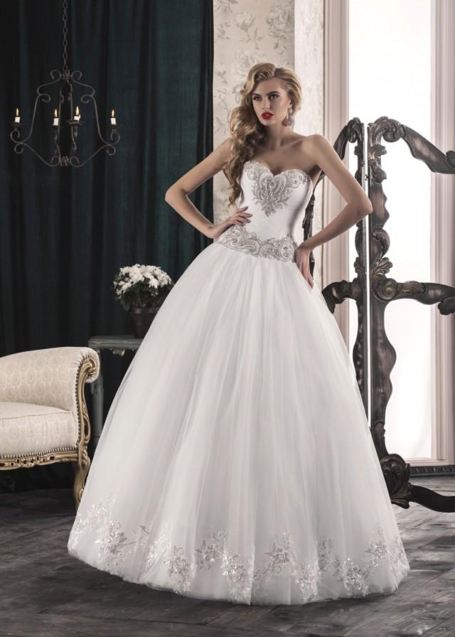 40 off handmade wedding dress buy online glamorous for Princess corset wedding dresses