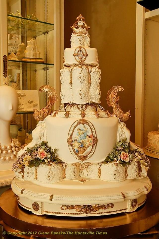 Best Wedding Cakes In Huntsville Al