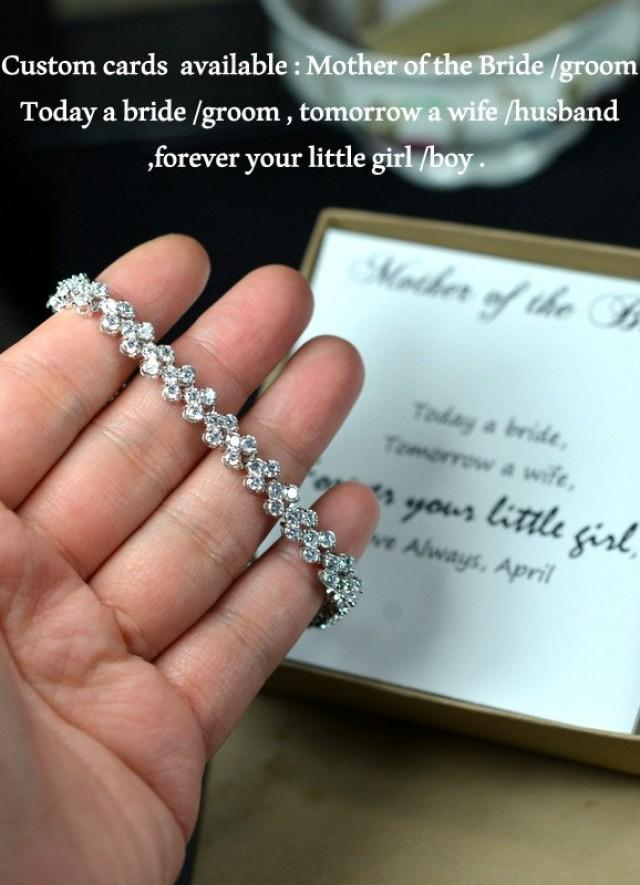 Wedding Gifts For Groom From Bride Etiquette : Bridal Party Gift, Bridal Party Jewelry,Wedding Bracelet,Mother Of The ...