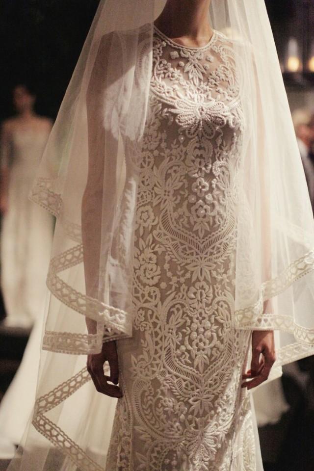 Dress naeem khan couture 2421391 weddbook for Naeem khan wedding dress