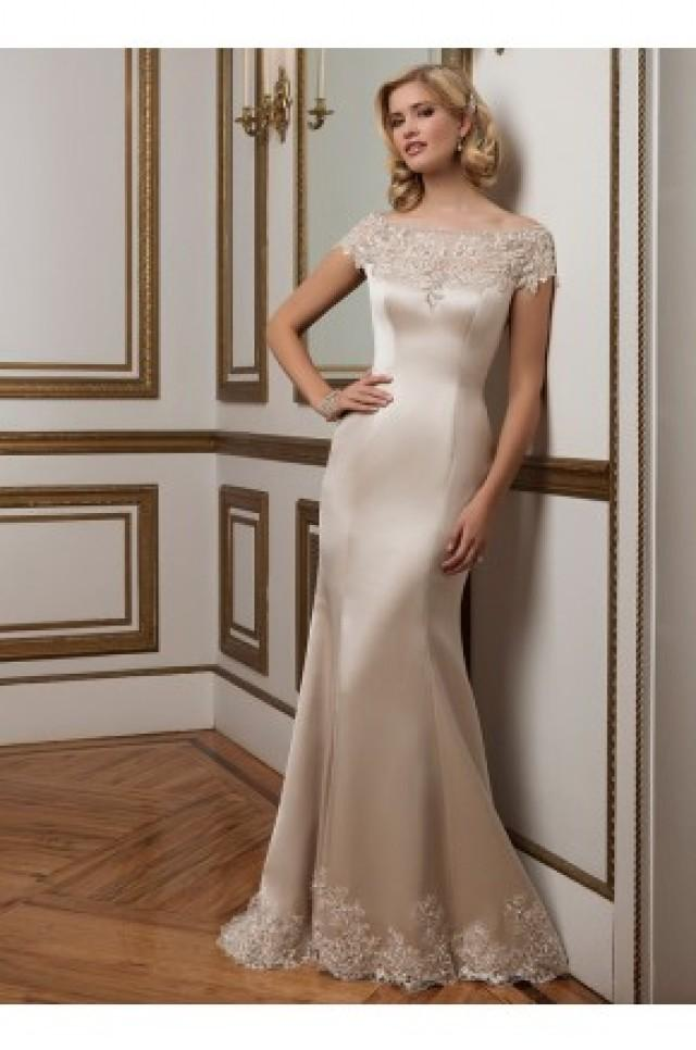 wedding photo - Justin Alexander Wedding Dress Style 8814