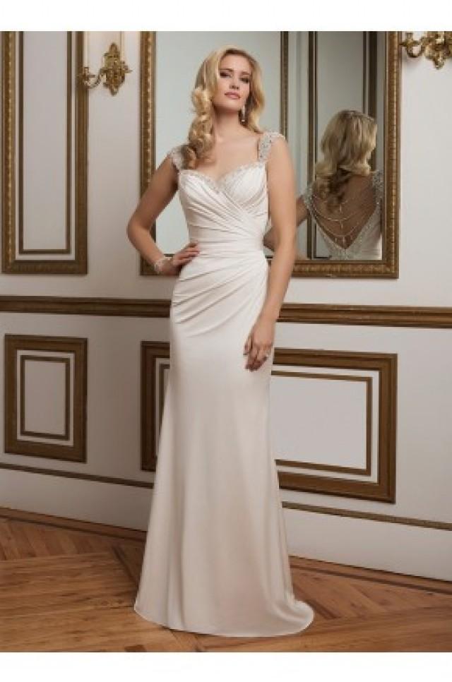 wedding photo - Justin Alexander Wedding Dress Style 8820