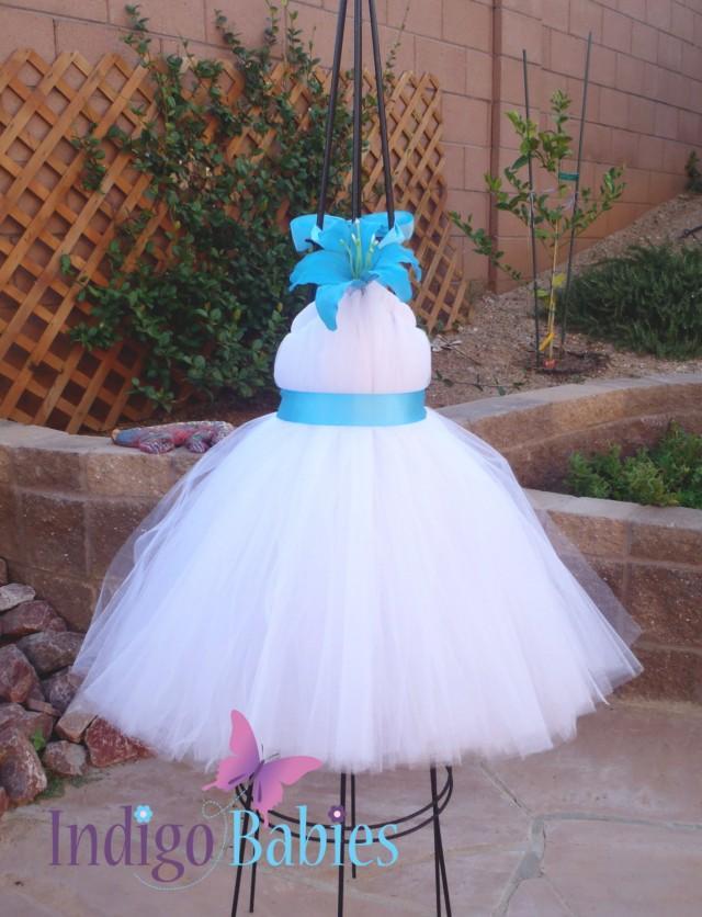 tutu dresses tutu dress flower girl dress pure white
