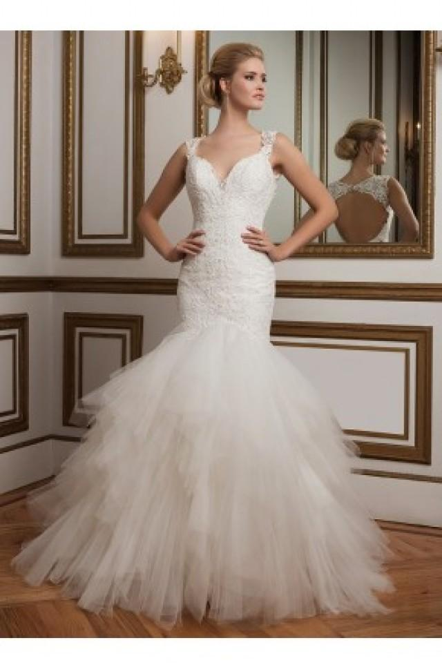 wedding photo - Justin Alexander Wedding Dress Style 8827