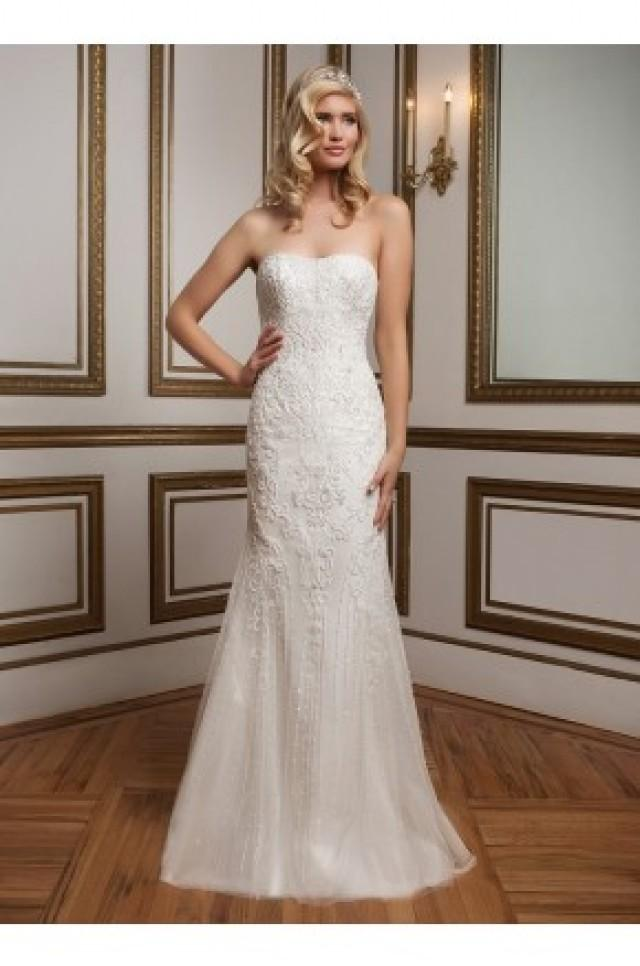 wedding photo - Justin Alexander Wedding Dress Style 8826