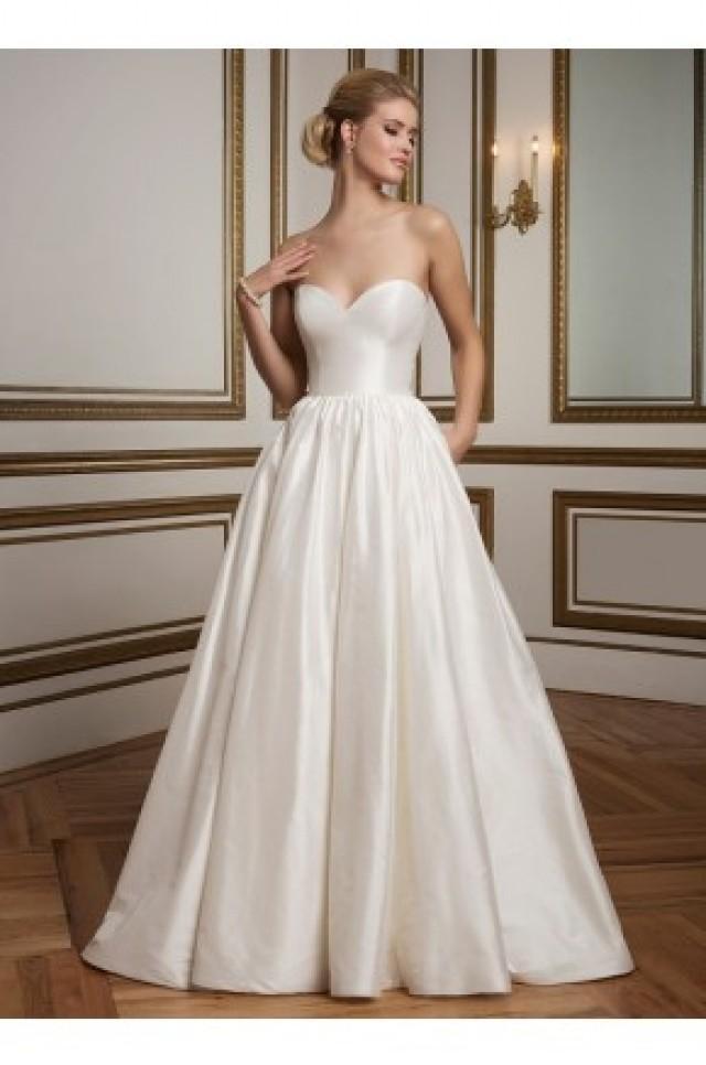wedding photo - Justin Alexander Wedding Dress Style 8825