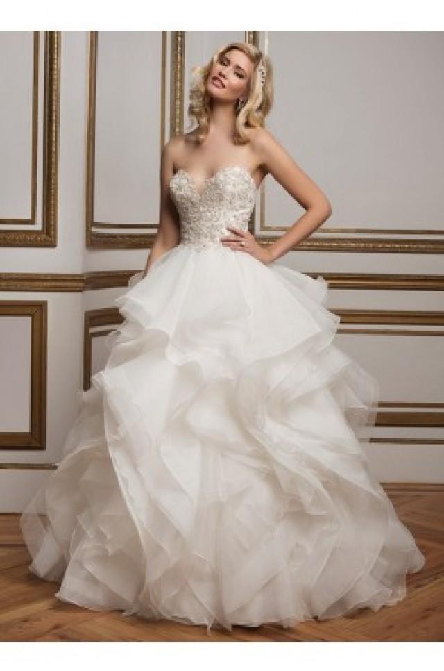 wedding photo - Justin Alexander Wedding Dress Style 8845