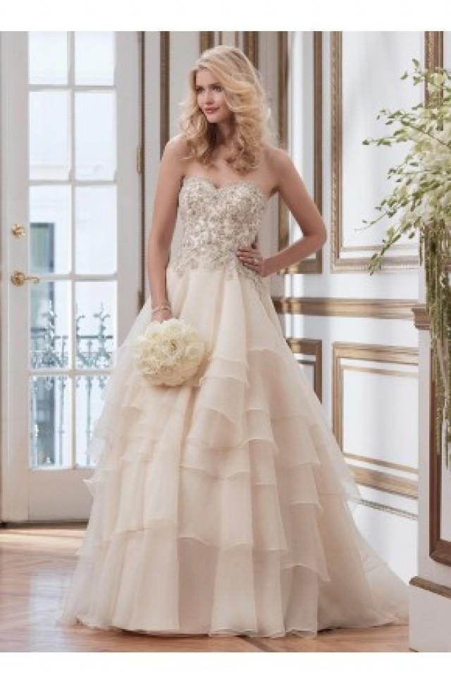 wedding photo - Justin Alexander Wedding Dress Style 8790