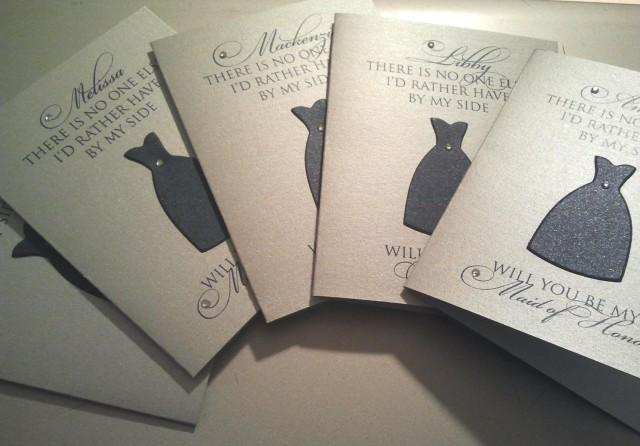 faithful will you be my bridesmaid cards 2424024 weddbook. Black Bedroom Furniture Sets. Home Design Ideas