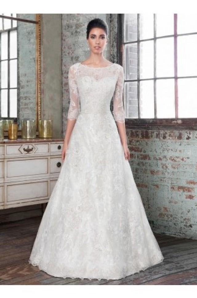 wedding photo - Justin Alexander Wedding Dress Style 9801