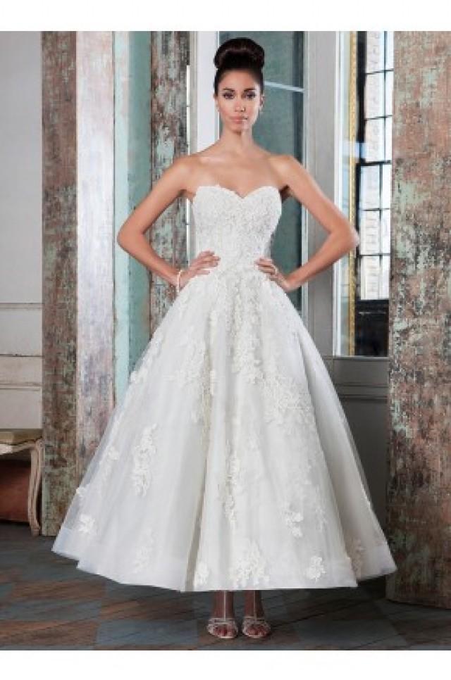 wedding photo - Justin Alexander Wedding Dress Style 9800