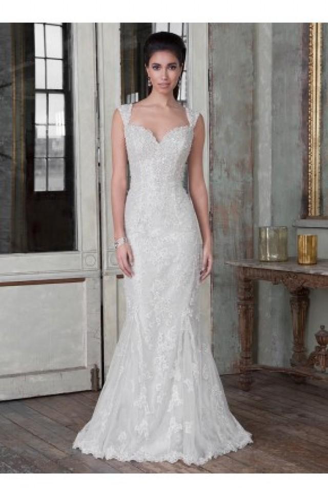 wedding photo - Justin Alexander Wedding Dress Style 9810