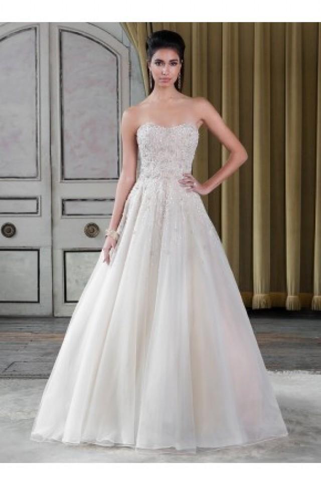wedding photo - Justin Alexander Wedding Dress Style 9807