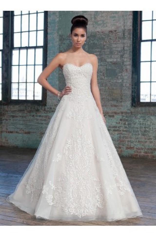 wedding photo - Justin Alexander Wedding Dress Style 9805